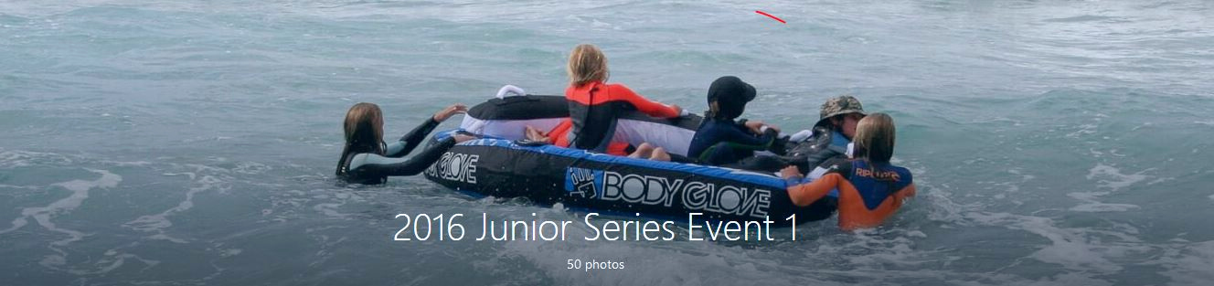 2016 Junior Series Event 1 Gallery